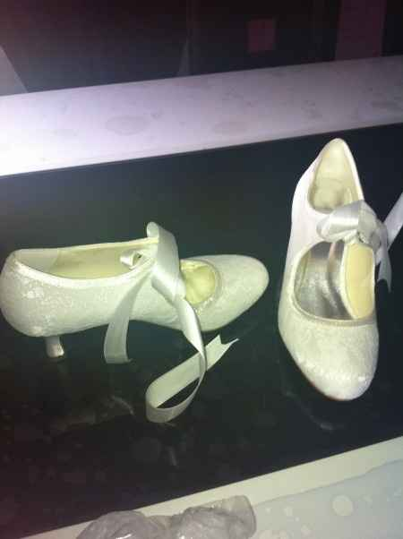 mes chaussure