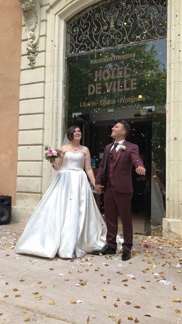 Mon mariage du 19 mai 2018 - 1