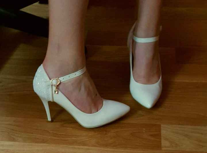 Chaussures reçues - 1