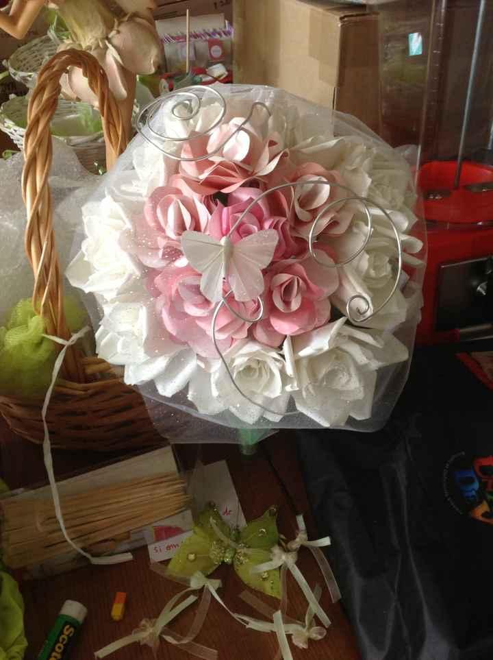 Mon bouquet DIY