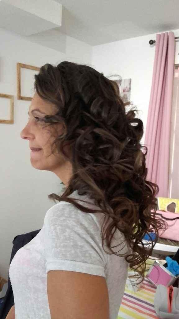 Enfin ma coiffure - 3