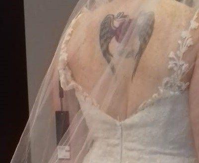 Des futures mariées ou déjà mariées tatouées ? 4