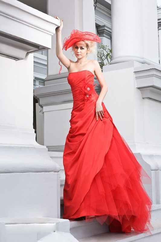 robe rosso