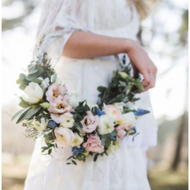 Le bouquet de fleurs : Grand ou petit ? 💐 1