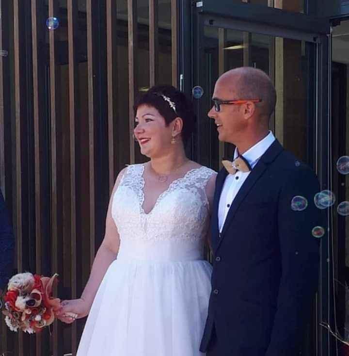 Notre mariage du 5 juin ❤️ - 2