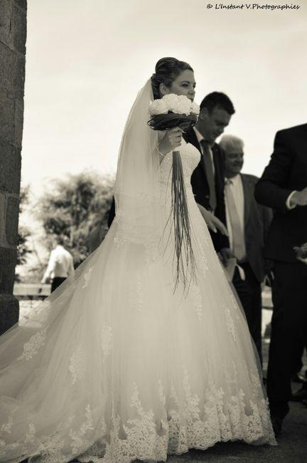 Photos bouquets de mariée et tarif 22
