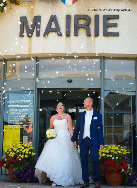 Photos bouquets de mariée et tarif 23