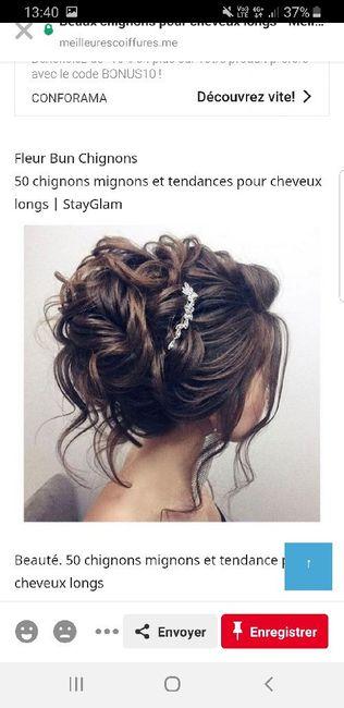Vos coiffures 1