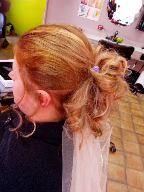 Essai maquillage + coiffure 13