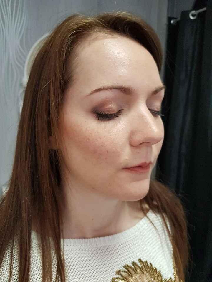 Essai maquillage - 2