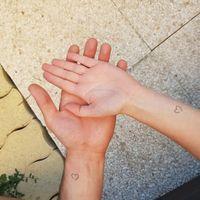 Tatouage d'engagement - 1