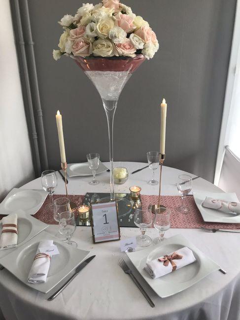 Deco table 1