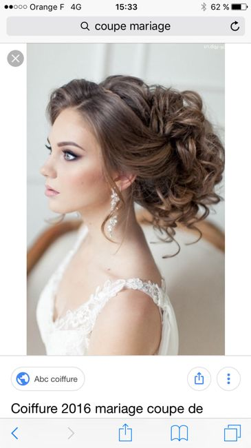 Coiffure cheveux tres long mariage