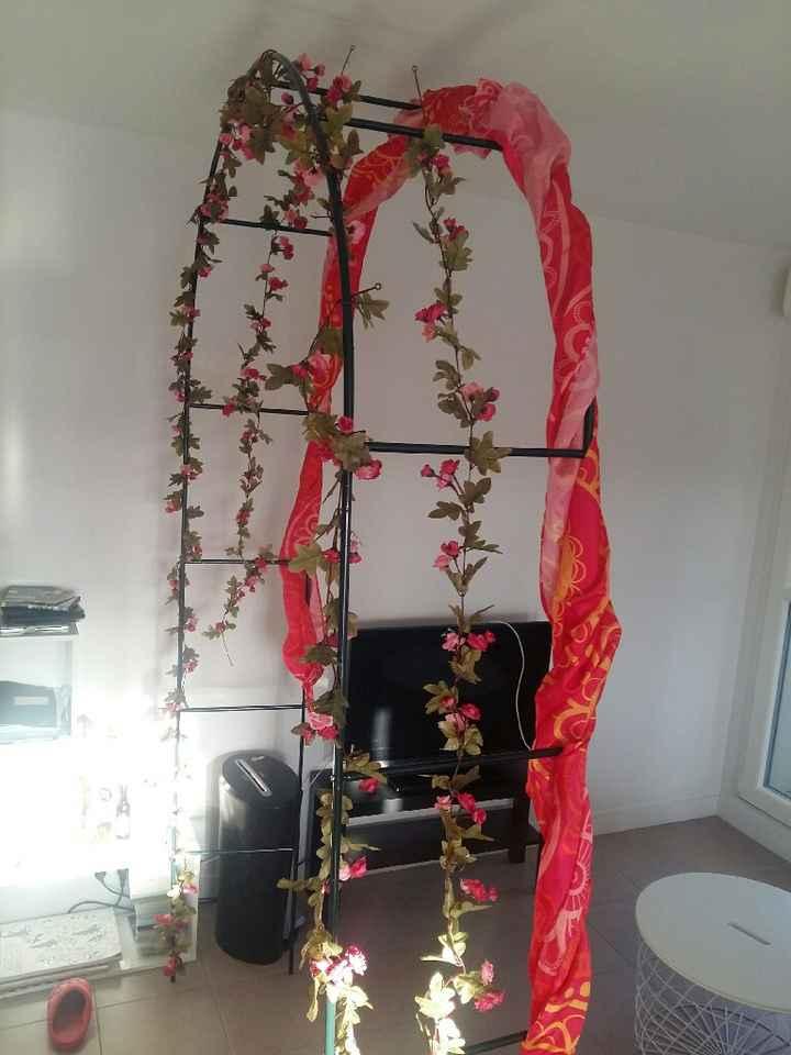 Test decoration Arche - 2