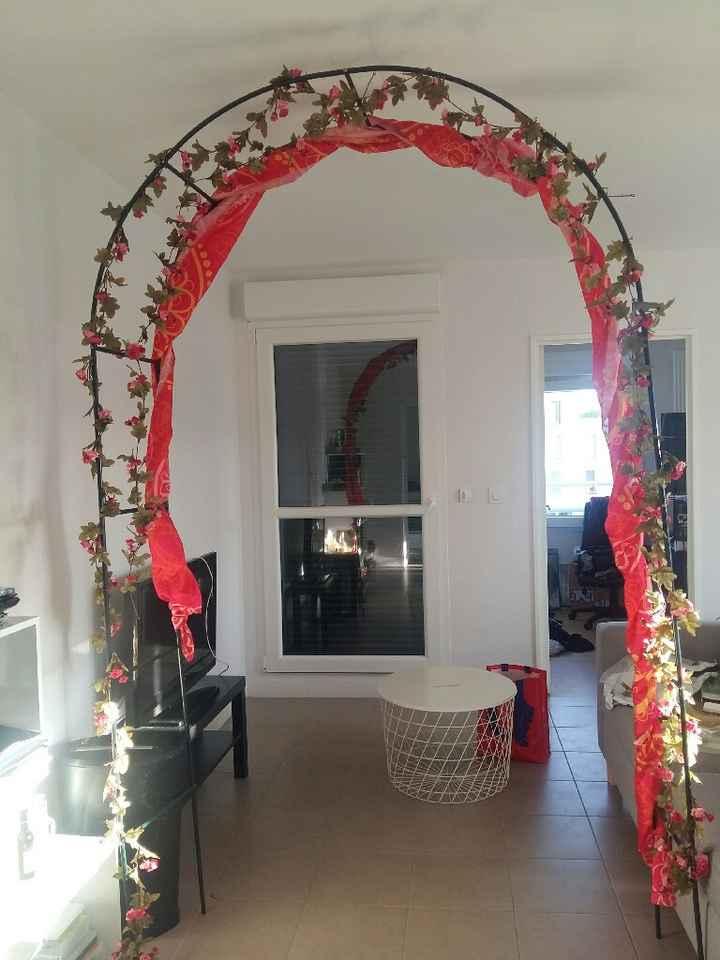 Test decoration Arche - 4