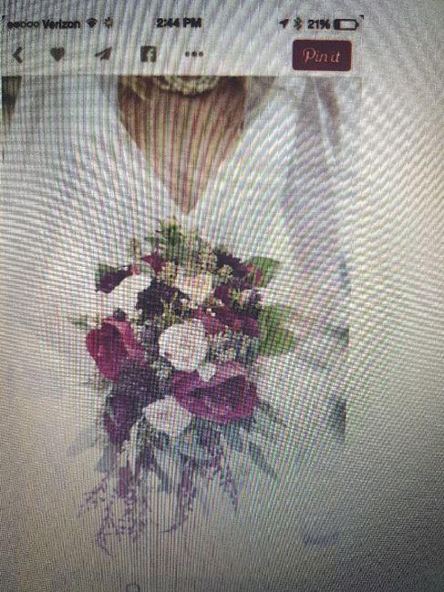 Mon bouquet sera composé de ____ 🎁 - 1