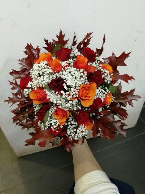 En quoi sera fait votre bouquet ? 8