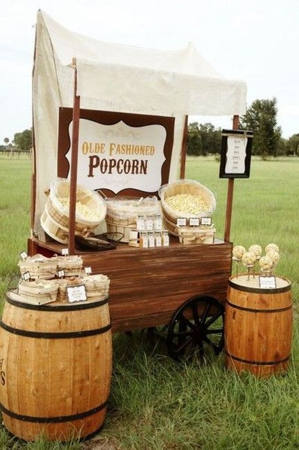 Pop corn bar - 2