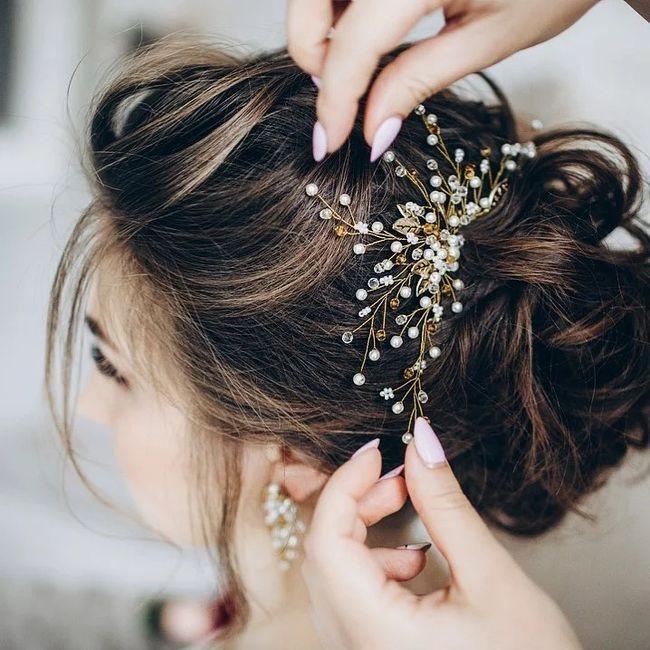 Achat du jour : bijoux et accessoire coiffure 1