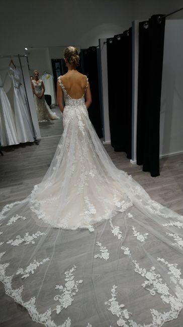 Quelle est la couleur de ma robe de mariée 👰🏻 1