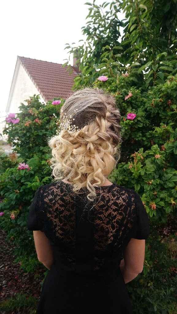 2Eme essai coiffure - 1