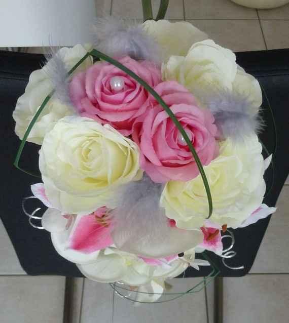 Mon bouquet de mariée bis