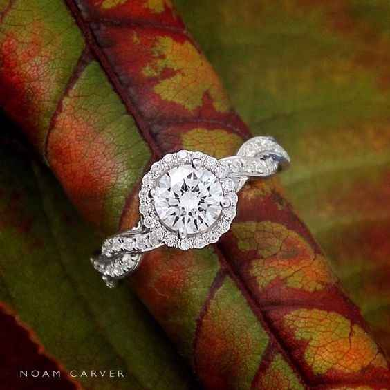 Auréole diamant