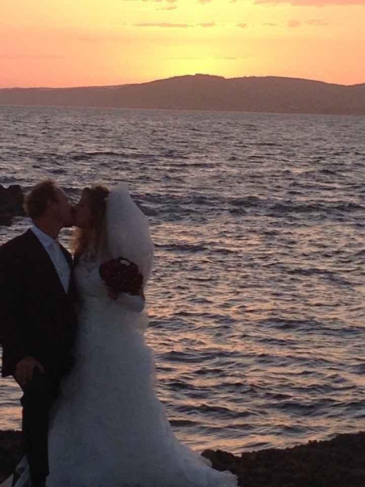 Mariage en sardaigne - 1