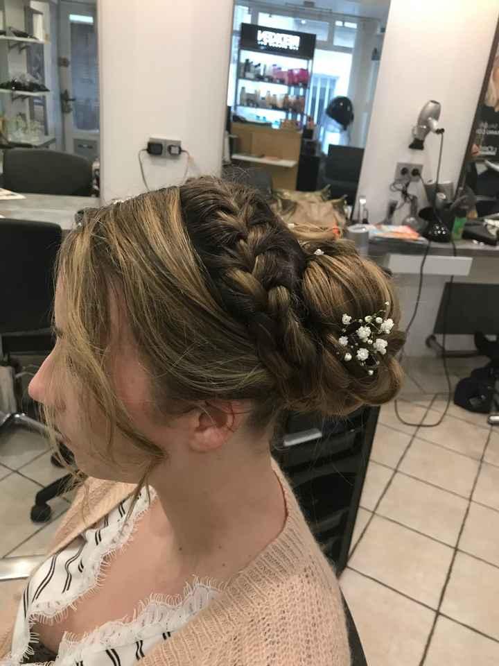 Essai coiffure - 2