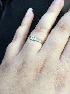 Bague de fiançailles : Avec ou Sans diamant ? 9