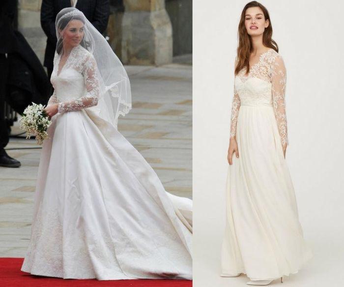 Robe de soiree mariage kate middleton