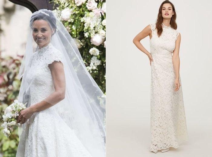 La robe de Kate middleton disponible....chez H&m!!! (ou presque) 4
