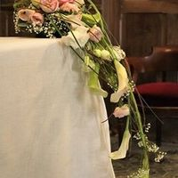 bouquet autel