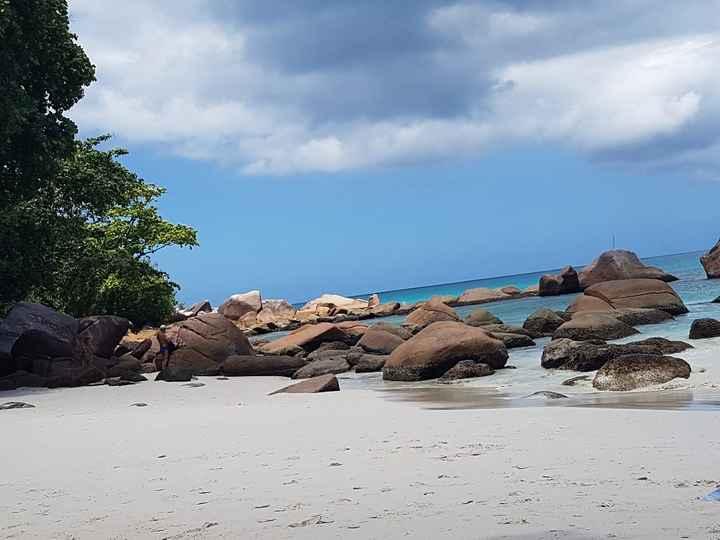 Retour impression Les Seychelles - 1