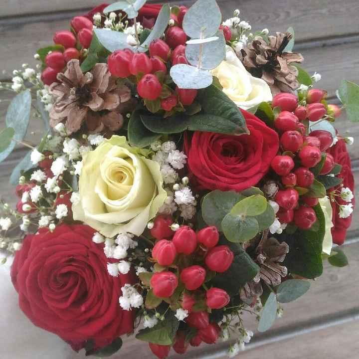 9 bouquets d'hiver MAGNIFIQUES ! - 1