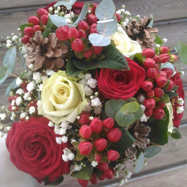 9 bouquets d'hiver MAGNIFIQUES ! 4