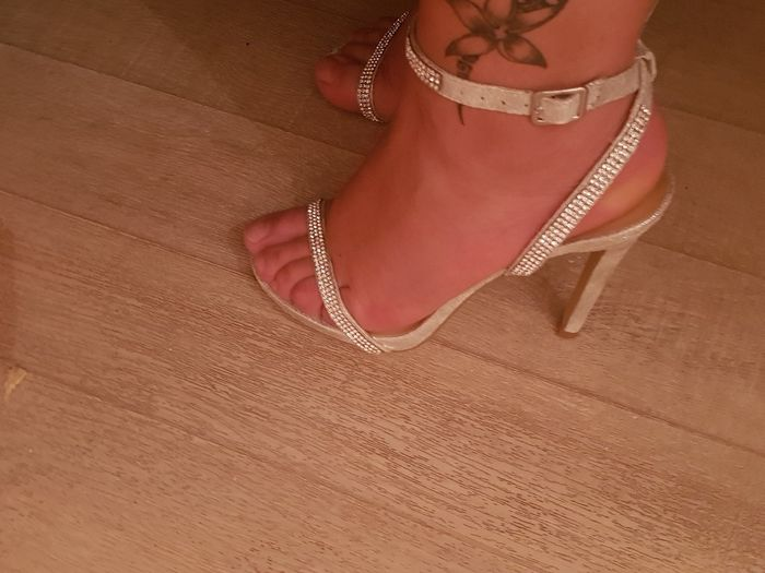 Chaussures reçues 😍 - 1