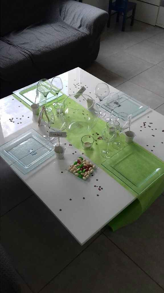 Essai plan de table - 2