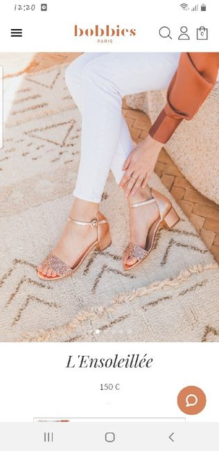 Chaussures de mariée 5