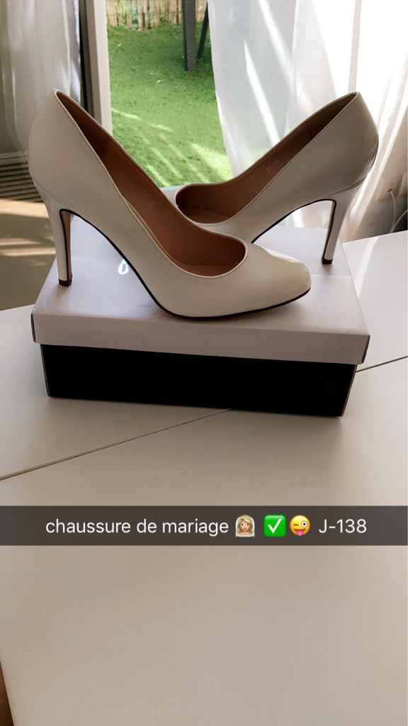 Mes chaussures 👠 - 1