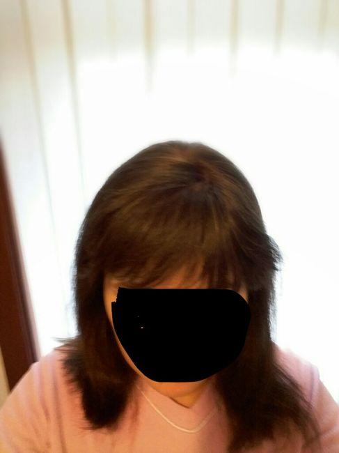 Coiffure cheveux très fins - 2