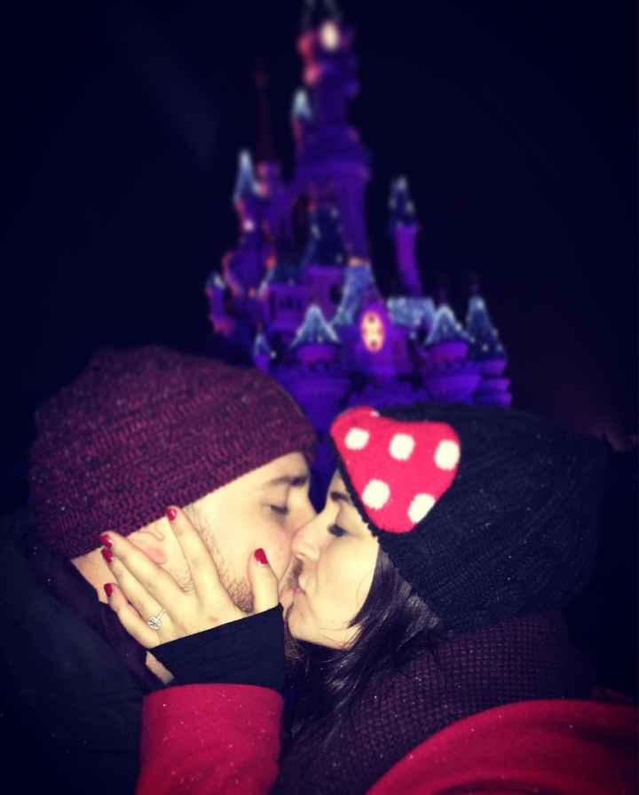 Auriez-vous aimé avoir votre demande en mariage à Disney ? - 1