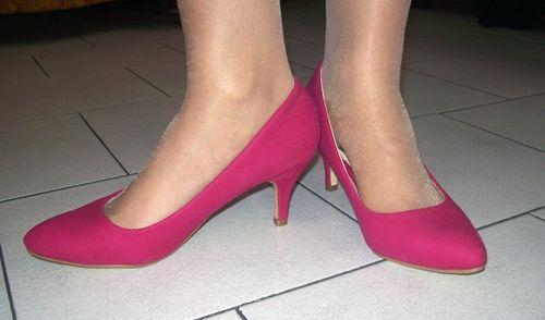 chaussures rose mode nuptiale forum. Black Bedroom Furniture Sets. Home Design Ideas