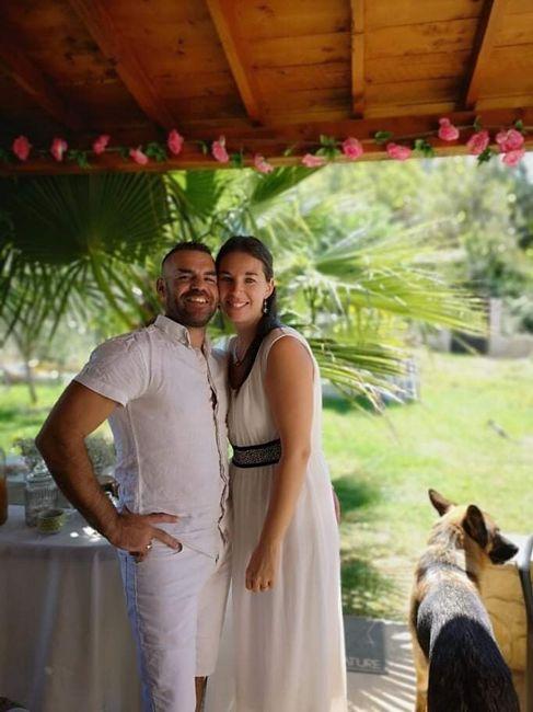 Mariage civil le 30/08/2021 1