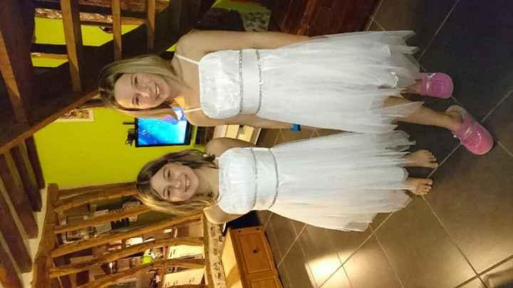 Robes petites filles d honneur - 1