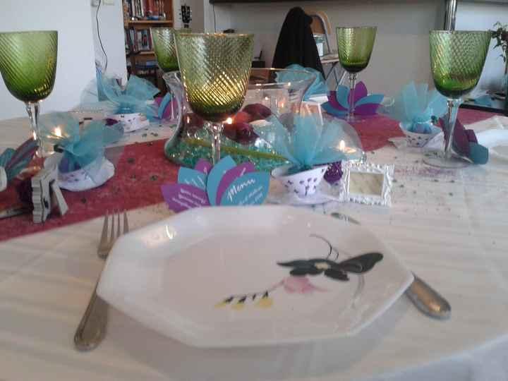 decoration de table 2