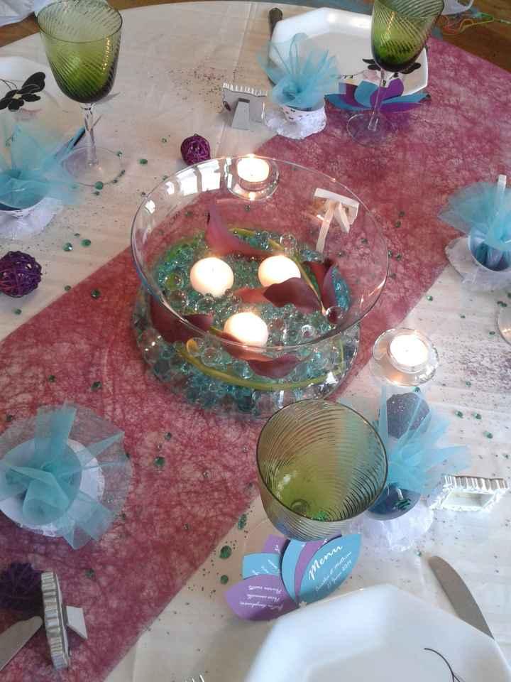 décoration de table2