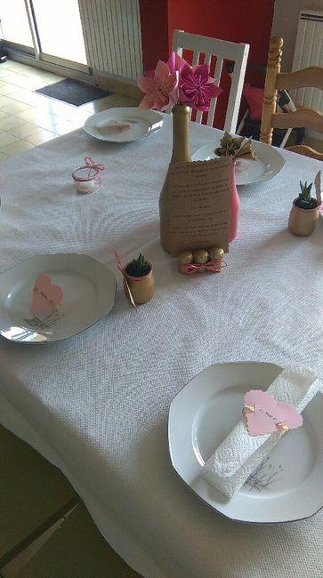 Decoration table - 1