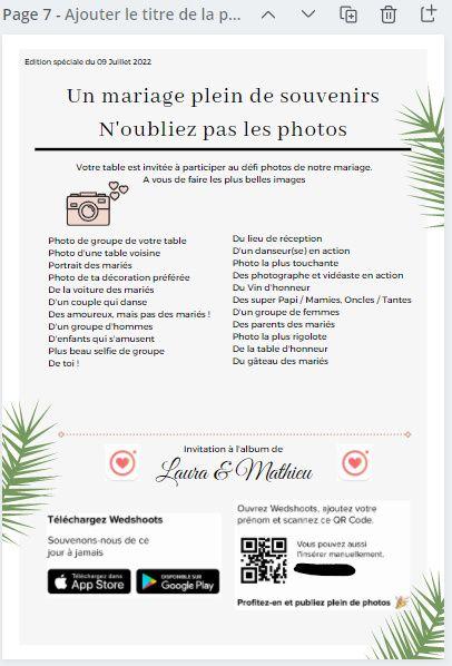 Gazette des marié.es : Oui ou non ? 🧾 6