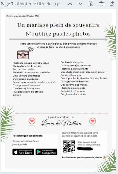 Gazette des marié.es : Oui ou non ? 🧾 - 5